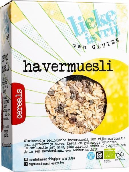 Havermuesli (doos, 450g)