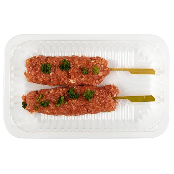 BBQ kipgehaktspies 2 stuks (180g)