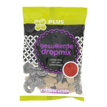 Dropmix gesuikerd (250g)