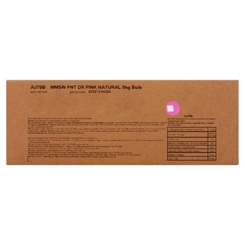 M&M'S World Peanut Dark Pink Natural 5 kg (5kg)