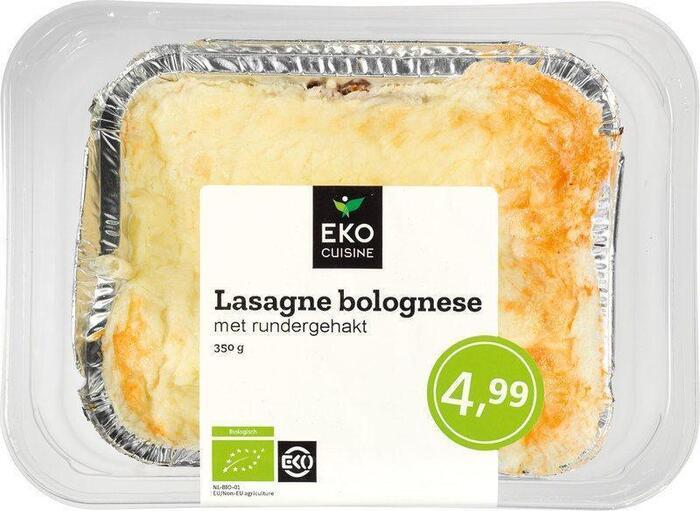 Lasagne bolognese (350g)