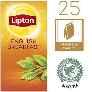 Lipton Thee Professioneel English Breakfast (50g)