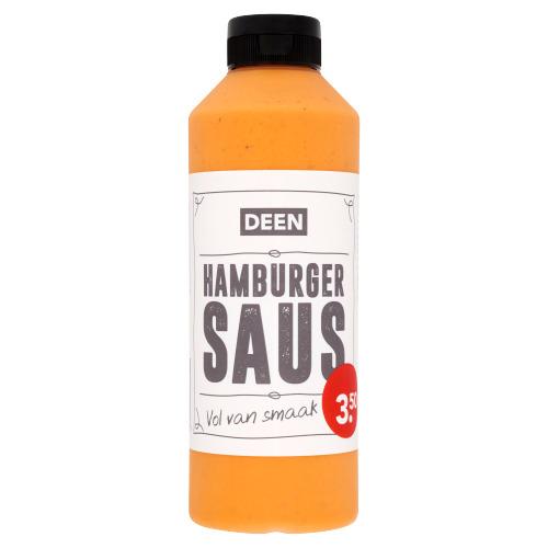 DEEN Hamburger Saus 540 g (540g)