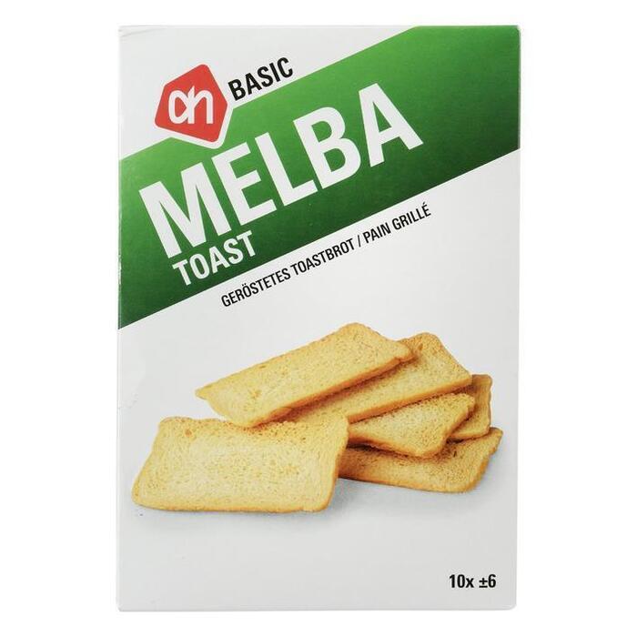 Melba Toast (doos, 200g)