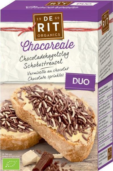 Chocoladehagelslag duo (225g)