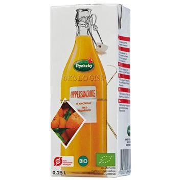 Sinaasappelsap (pak, 250ml)
