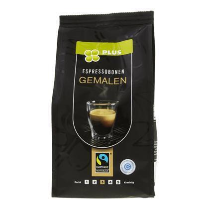 Gemalen koffie espresso (250g)