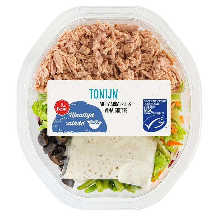 Maaltijdsalade tonijn (450g)