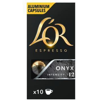 Espresso capsules onyx (52g)
