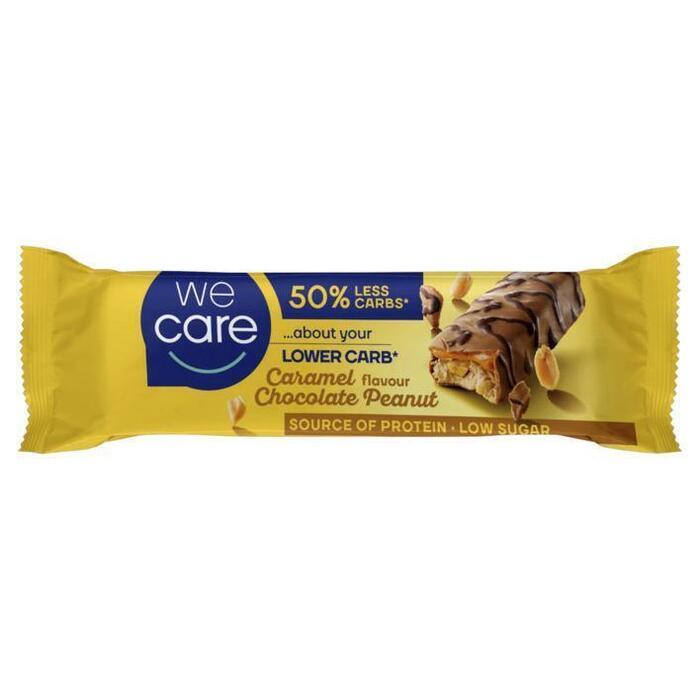 We Care Caramel Flavour Chocolate Peanut 35 g (35g)
