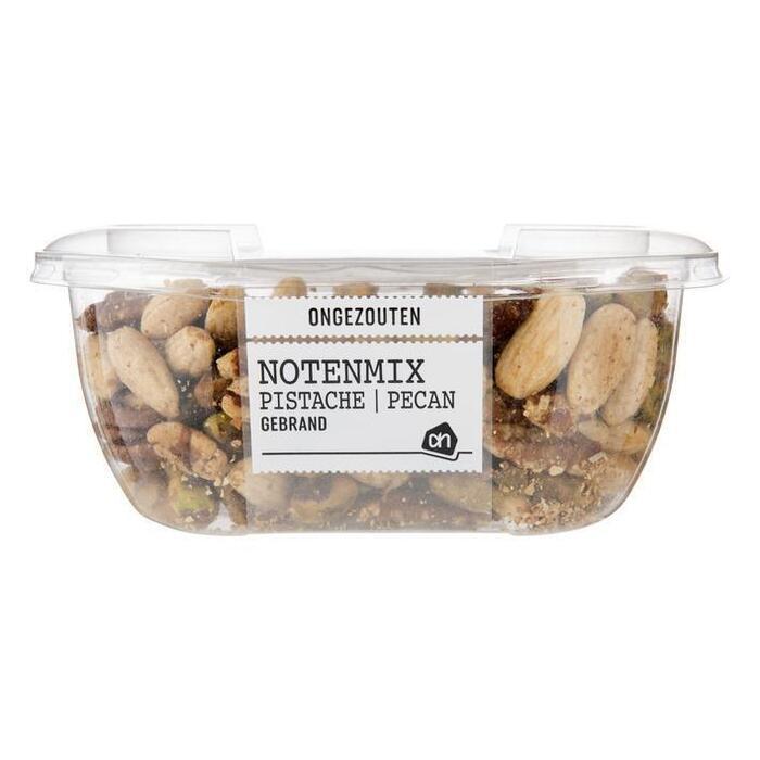 Notenmix met pistache ongezouten (bak, 150g)