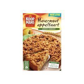 Havermoutappeltaart (425g)