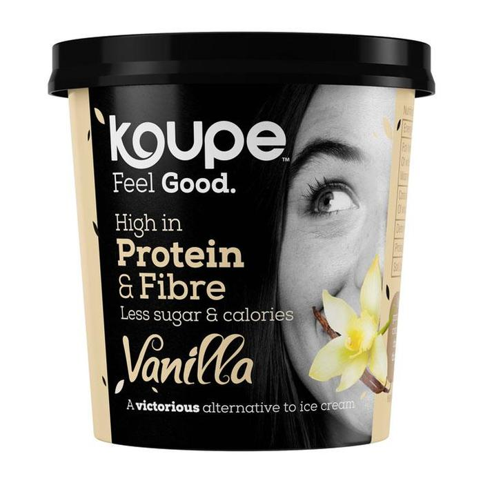 Koupe Proteïne ijs vanille (90g)