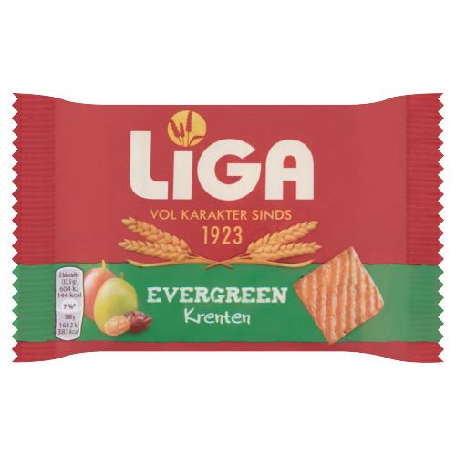 Liga Evergreen krenten (2 × 37.5g)