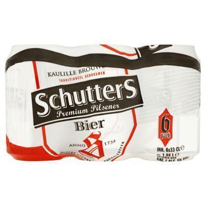 Schutters bier (rol, 1.98L)