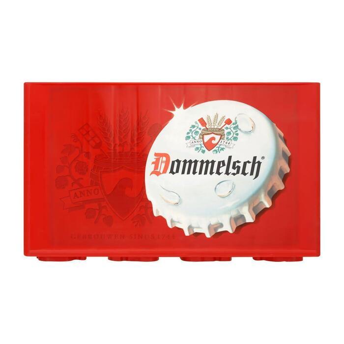 Dommelsch Bier krat 24 x 30 cl (24 × 7.2L)