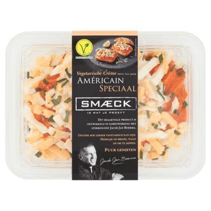 SMÆCK Vegetarische Crème Américain Speciaal 175 g (175g)