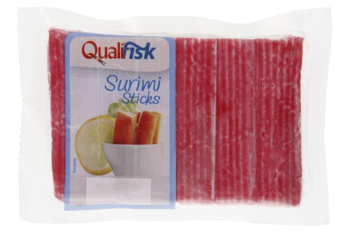Qualifisk MSC Surimi sticks 250 gram (250g)