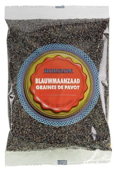Blauwmaanzaad (100g)