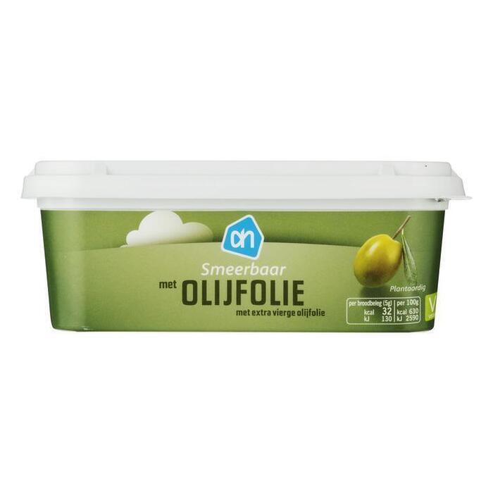 AH Smeerbaar met olijfolie (400g)