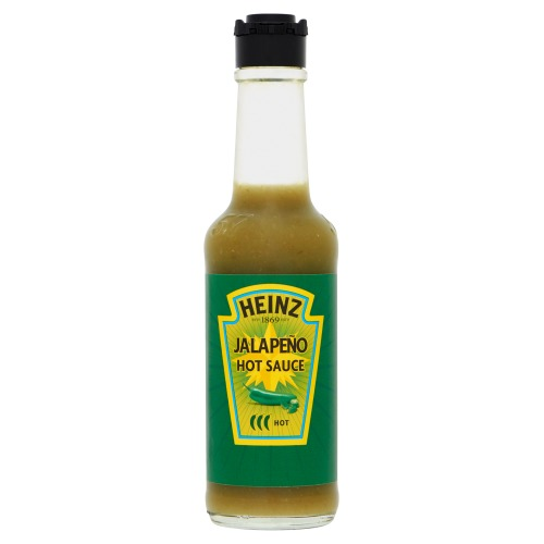 Heinz Green Jalapeno Saus (150ml)