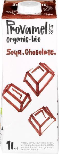 Soya Choco Biologisch (pak, 1L)