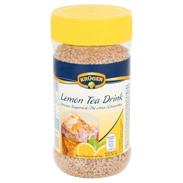 Krüger Lemon Tea Drink 400 g (400g)