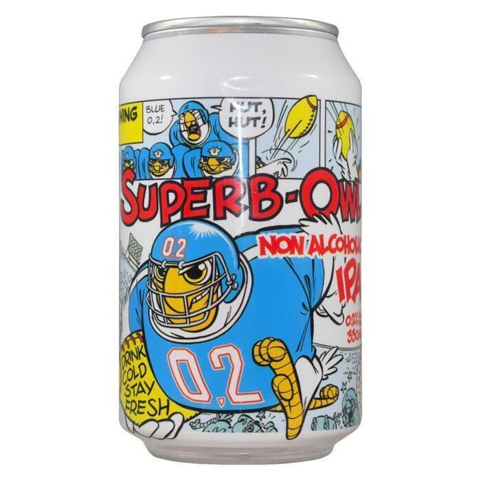 Uiltje Brewing Superb owl 0.2 (33cl)