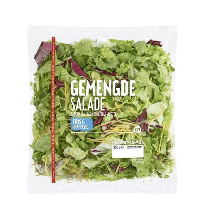 Gemengde salade (zak, 300g)