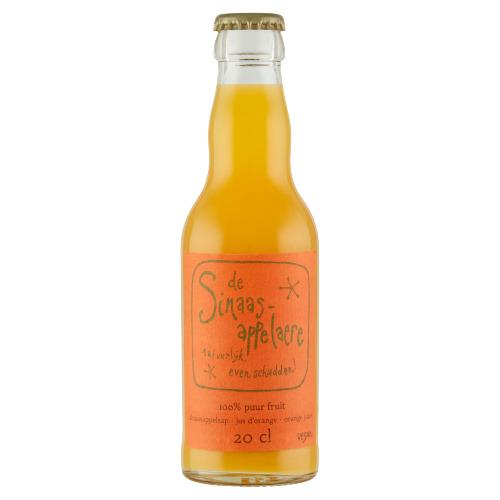 De Sinaasappelaere Sinaasappelsap 20 cl (200ml)