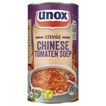 Unox Soep in Blik Chinese Tomatensoep (can, 0.52L)