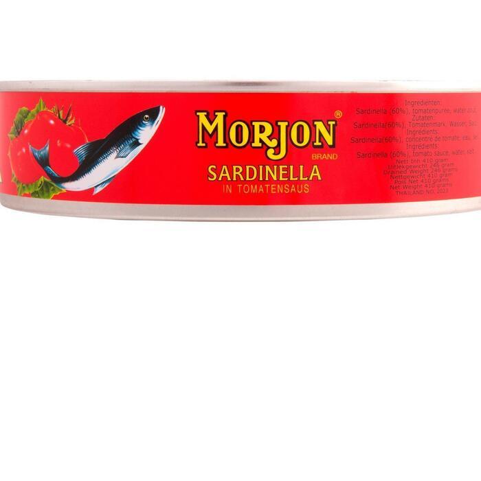 Sardines in Tomatensaus (blik, 410g)