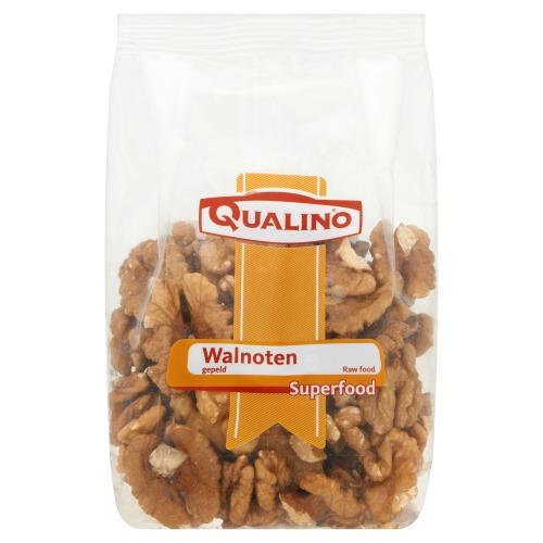 QUALINO Walnoten gepeld 120 gram (120g)