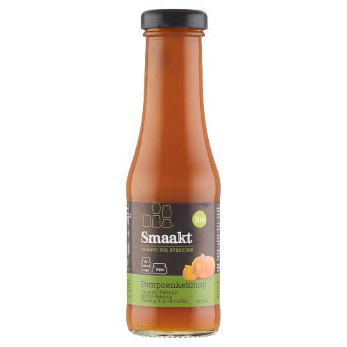 Smaakt Pompoenketchup (32cl)