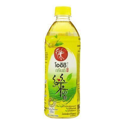 Oishi Green Tea Honey Lemon 0,5l (0.5L)
