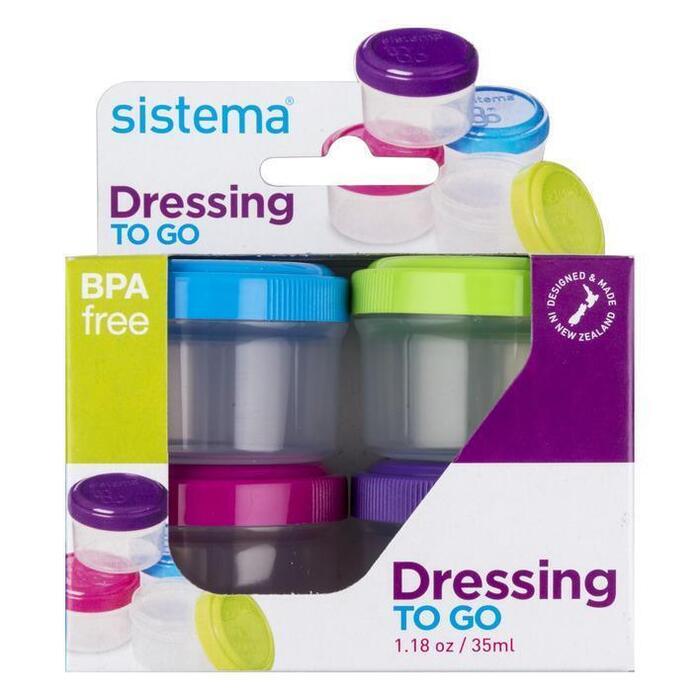 Sistema Dressing to go