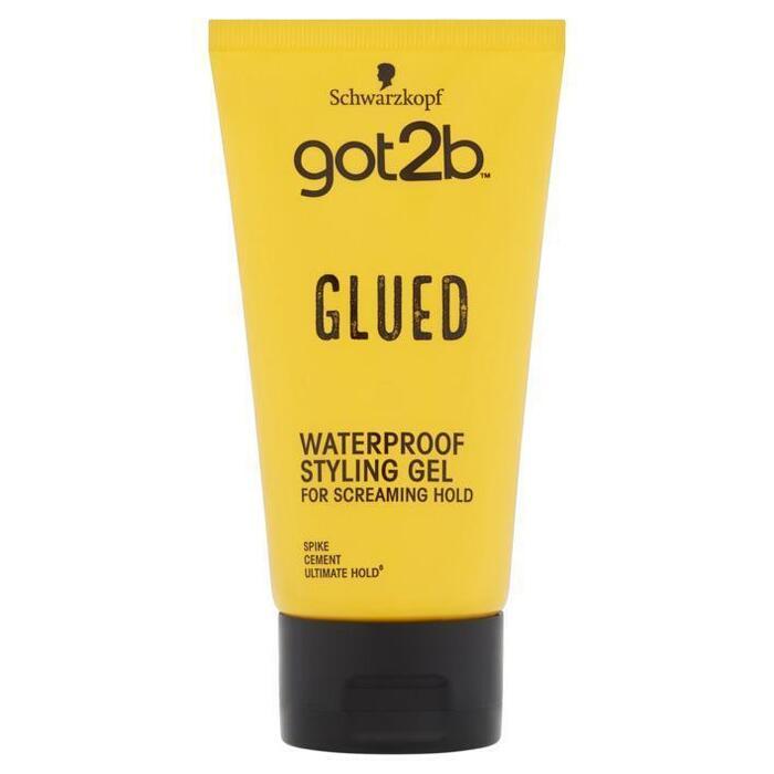 Got2b Bikkelhard glue gel (150ml)