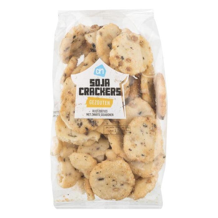 Soja crackers (zakje, 175g)