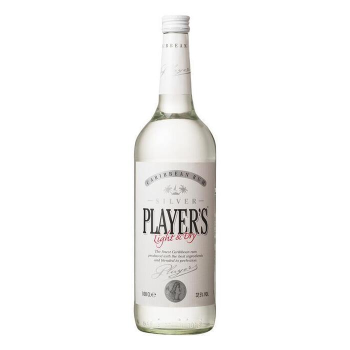 Player's Rum silver (rol, 1L)