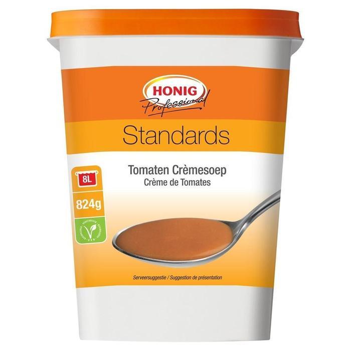 Honig Professional Tomaten Crèmesoep Standards 824 g Beker/kuipje (824g)
