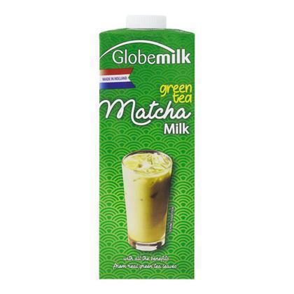 Globemilk Matcha milk (1L)