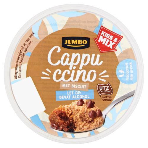 Jumbo Cappuccino met Cake 75g (75g)