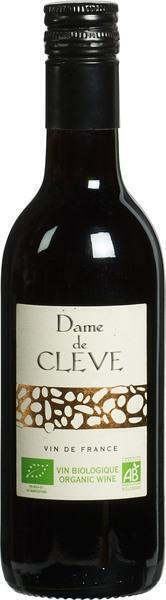 Dame de Clève Rouge (glas, 250ml)