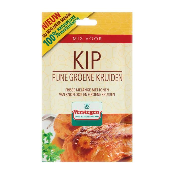 Verstegen Mix voor kip groene kruiden (20g)