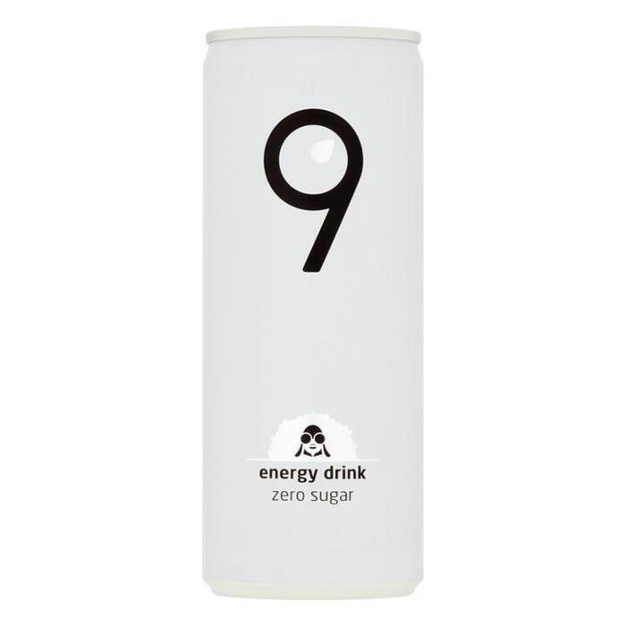 Energy Drink Zero Sugar (blik, 250ml)