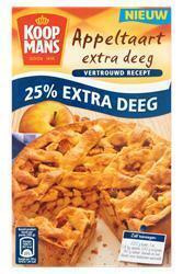 Koopmans Appeltaart extra deeg (550g)