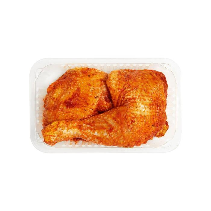 Scharrel kippenbouten gekruid (700g)