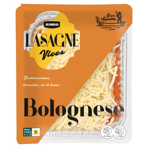 Jumbo Lasagne Vlees Bolognese 400 g (400g)