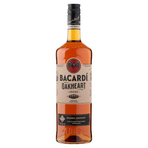 Bacardí Rum 1 l Fles (1L)