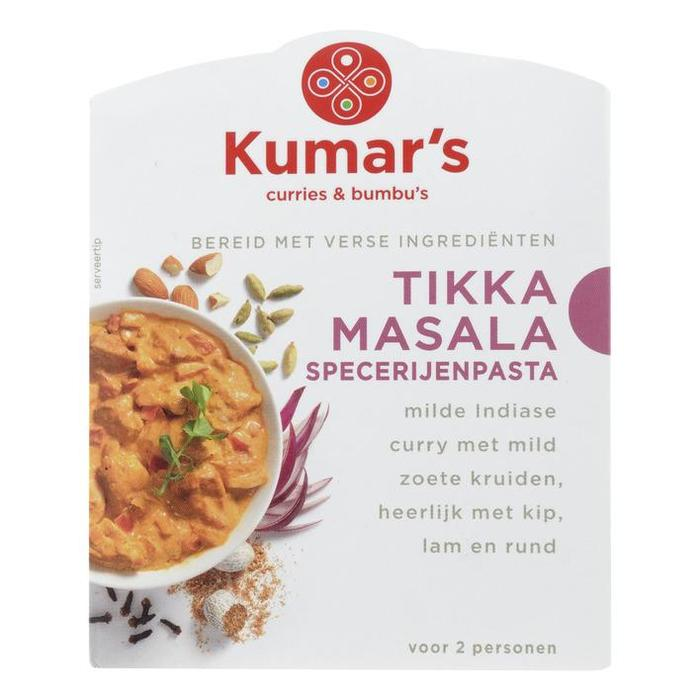 Kumar's Curries & Bumbu's Tikki Masala Specerijenpasta 80 ml (80ml)